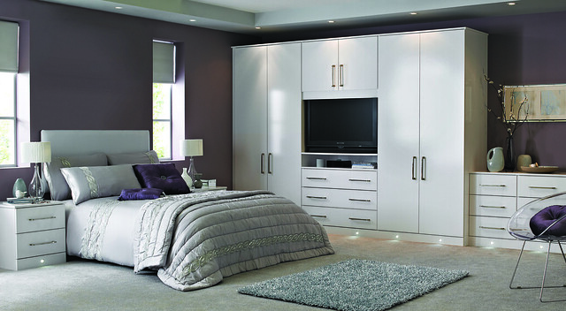 Image Result For Fitted Bedroom Furniture