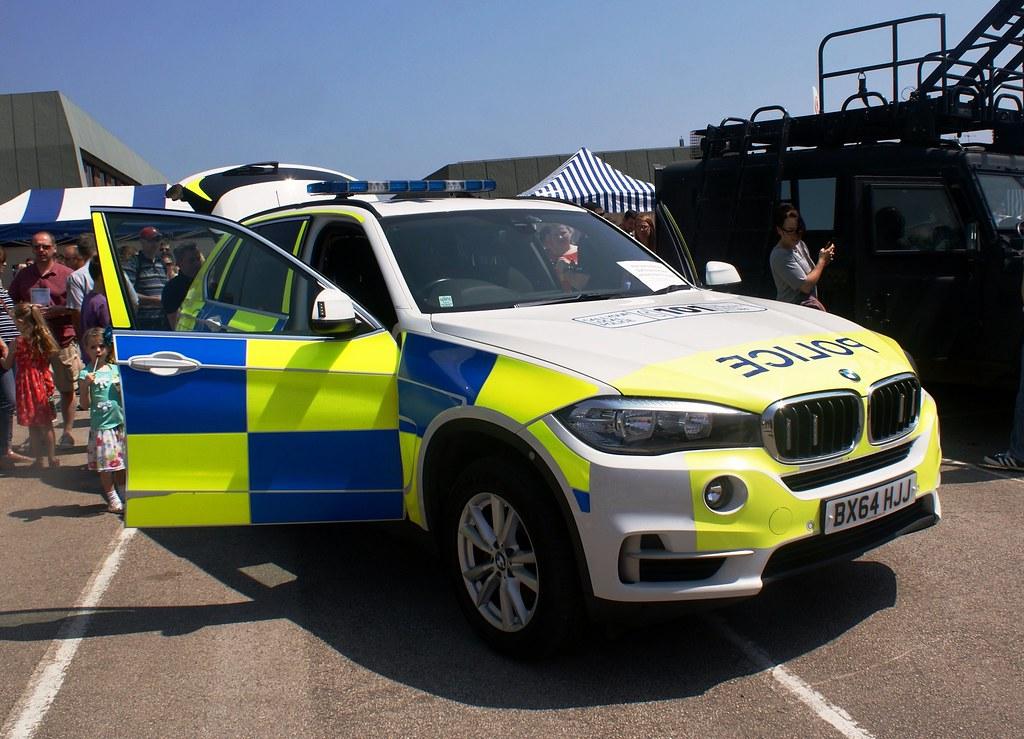 Staffordshire Police Bmw X5 Arv Staffordshire Police Hq