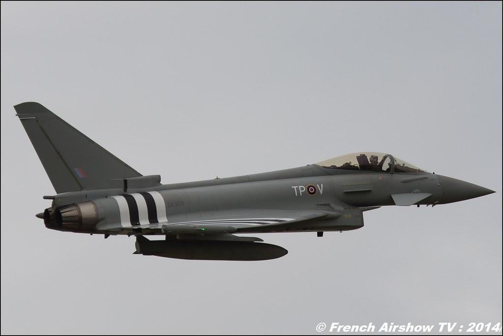 Eurofighter Typhoon FGR.4 - United Kingdom - Royal Air Force , RIAT 2014 , Fairford , Royal International Air Tattoo 2014 , Meeting Aerien Air Tattoo , Meeting Aerien 2016