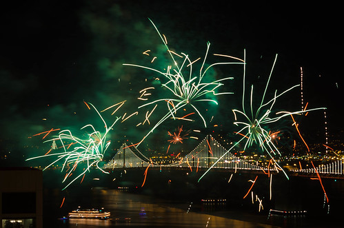 New Years Fireworks - 2015--21