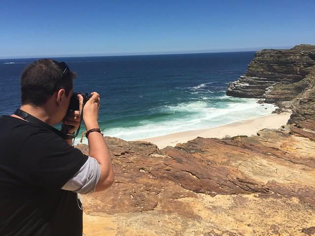 Sele en el Cabo de Buena Esperanza (Sudáfrica)
