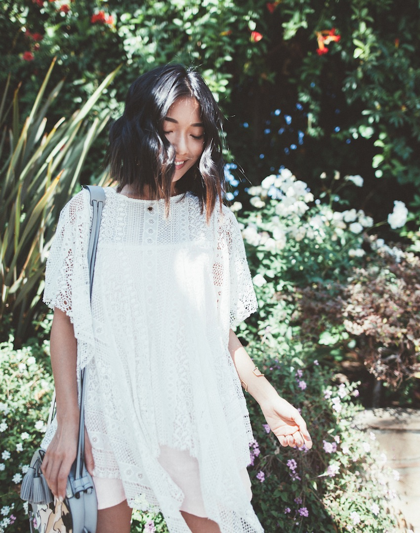 White Lace | HONEY & SILK