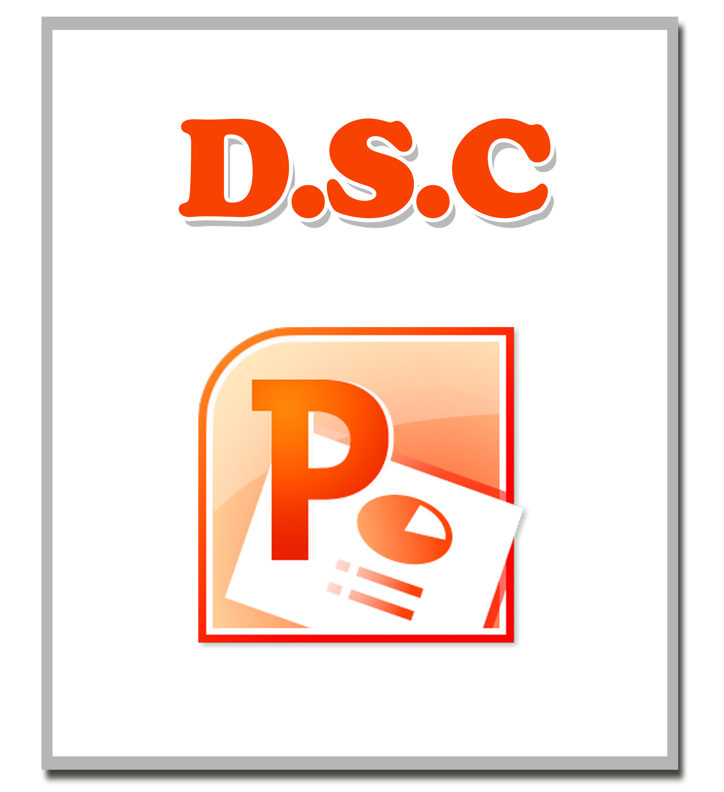 SMSP - DSC