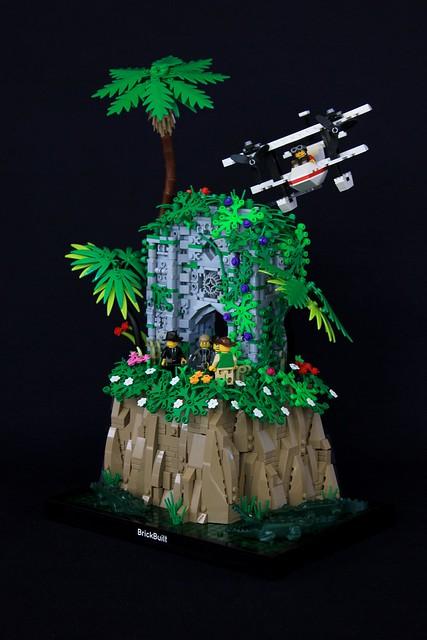 Adventurers Reboot: Temple Ruins
