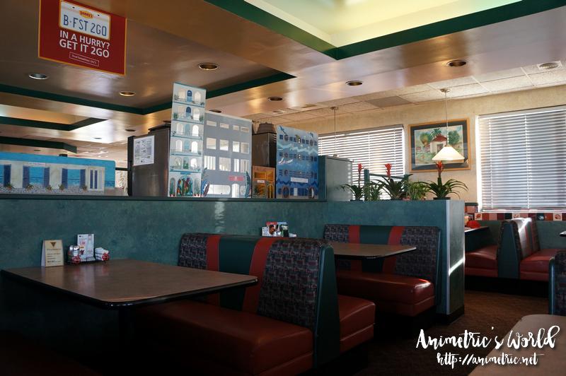 Denny's Restaurant Guam