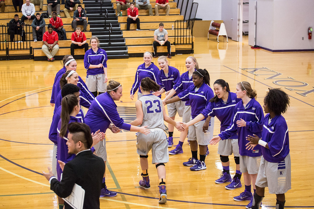 Women's Basketball vs. Lake Forest | Knox College Prairie ...