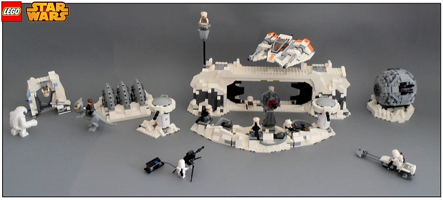 Review: 75098 Assault on Hoth, by Bob De Quatre, on Eurobricks