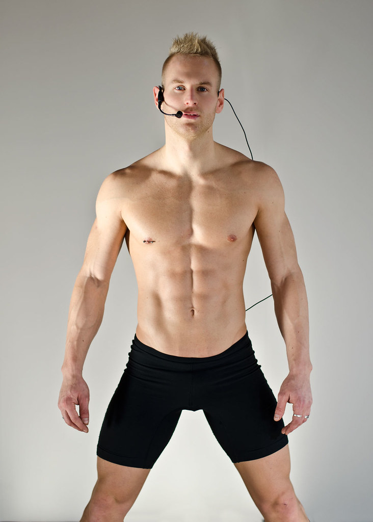 Men Sexy Gym Clothes