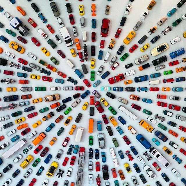 My Favourite Matchbox Car... #abstract #car #matchbox #art
