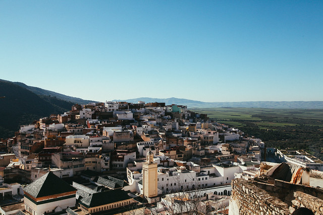 Off The Beaten Path: Morocco | The Holy City | Photo by Ashlae Warner | @saltandwind Field Notes | www.saltandwind.com