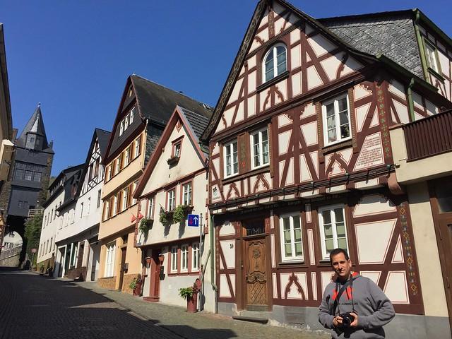 Sele en Bacharach (Alemania)