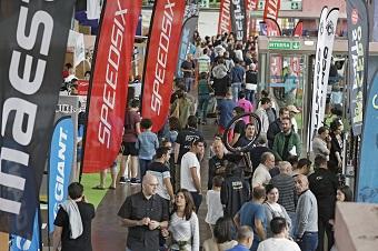 15.000 personas acuden a la II Feria BIBE de la bicicleta en Durango