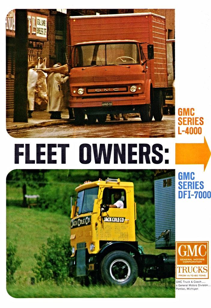 1964 Gmc Series L 4000 Amp Series Dfi 7000 Alden Jewell