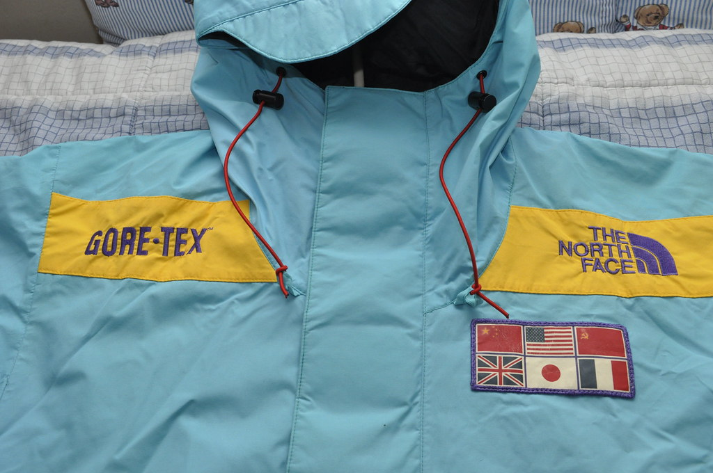 1989 The North Face Trans Antarctica Expedition Jacket L