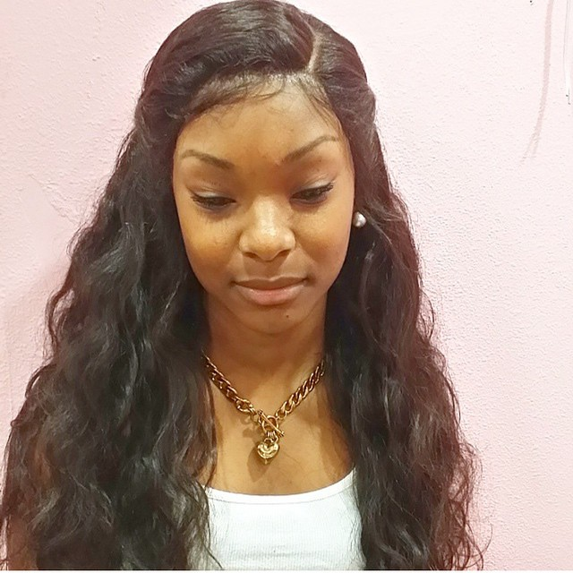 Body Wave Bundles And Lace Frontal Sew In By Chloehair7