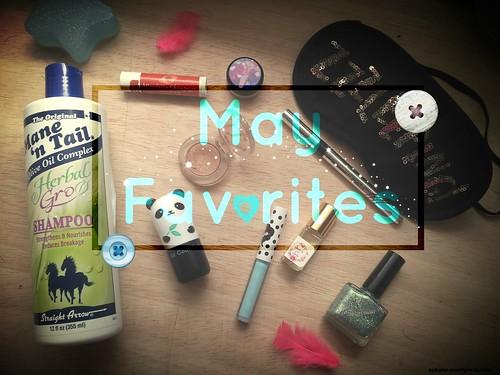 May Favorites