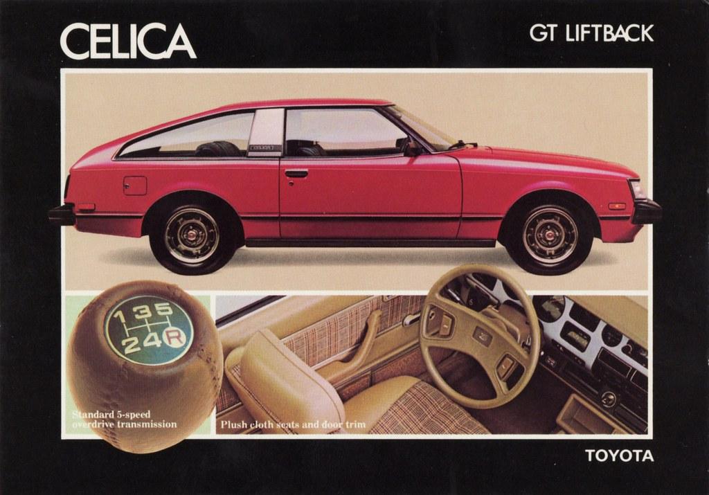 1980 Toyota Celica Gt Liftback Alden Jewell Flickr