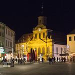 Bayreuth bei Nacht