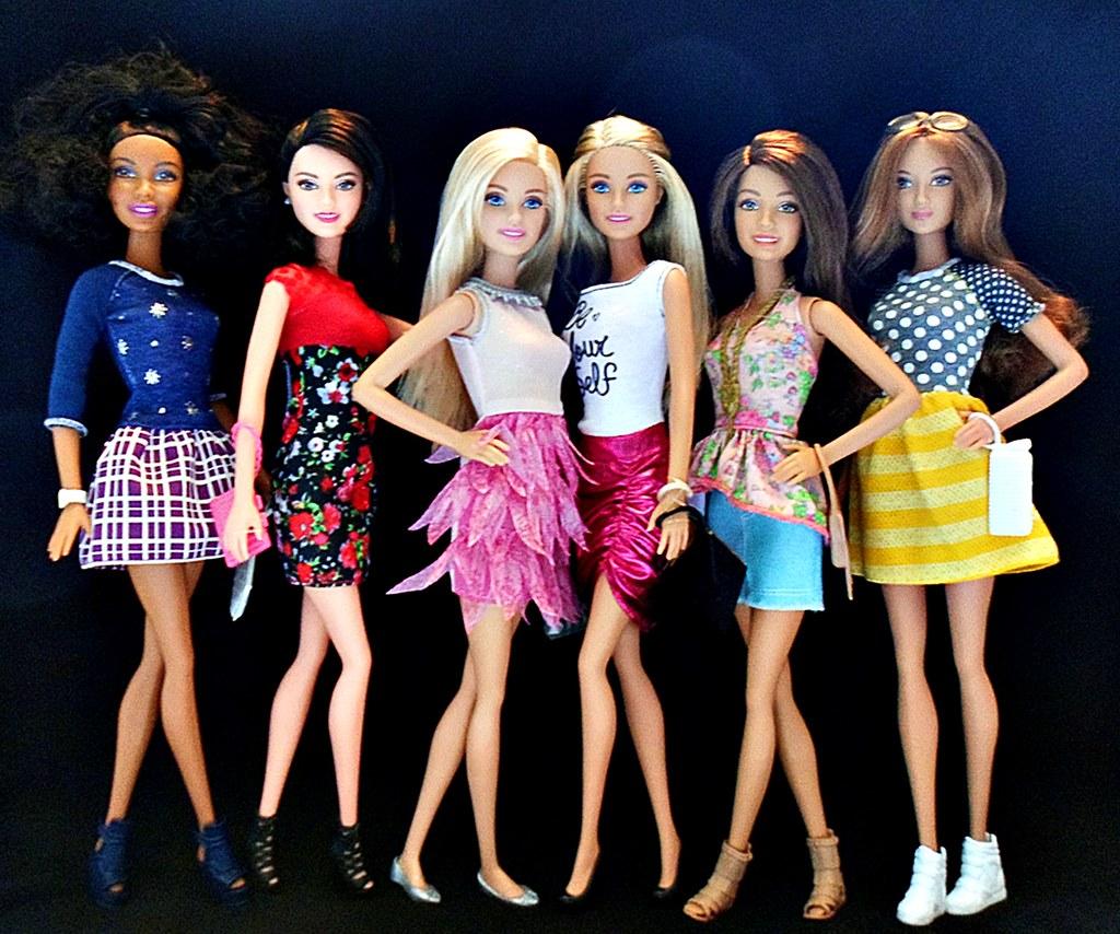 Barbie Fashionista Dolls 2015 Barbie Fashionistas