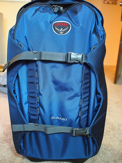 Osprey Sojourn rolling backpack