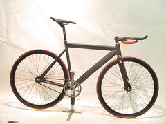 Leader Track Bike