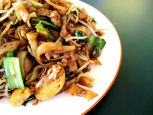Sarawakia Cafe fried kway teow 2