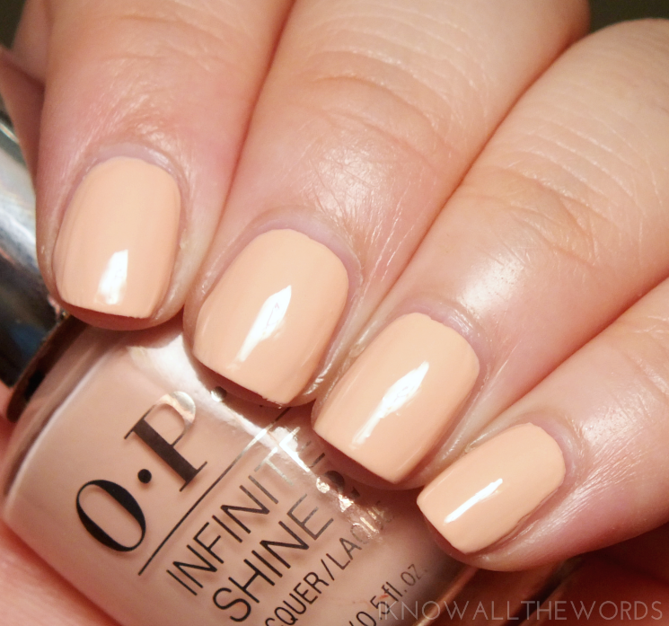 opi don't ever stop infinite shine summer 2016