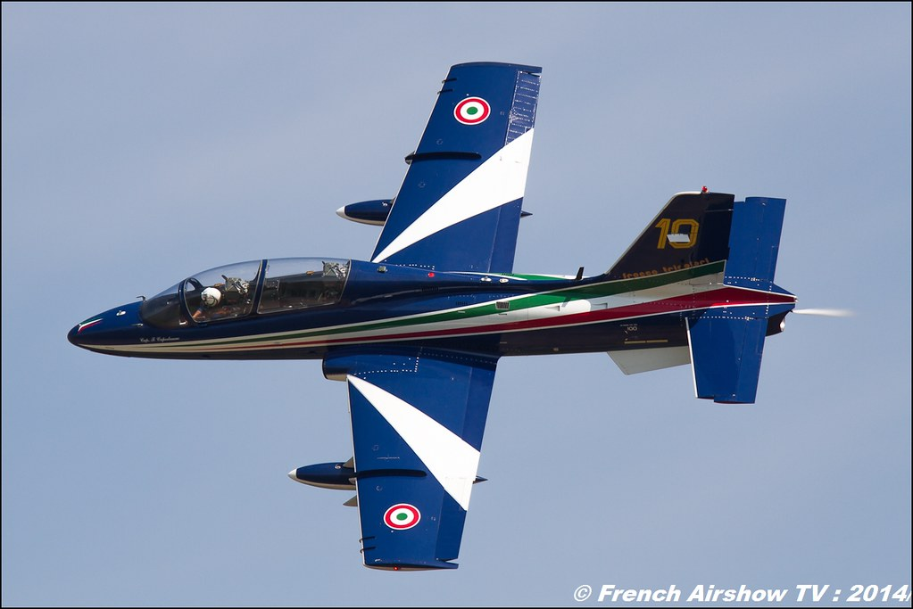 Frecce Tricolori , RIAT , Fairford , Royal International Air Tattoo 2014 , Meeting Aerien Air Tattoo , Meeting Aerien 2014