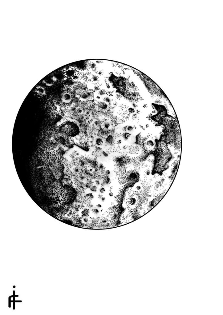 The Moon Igor Frumin Flickr