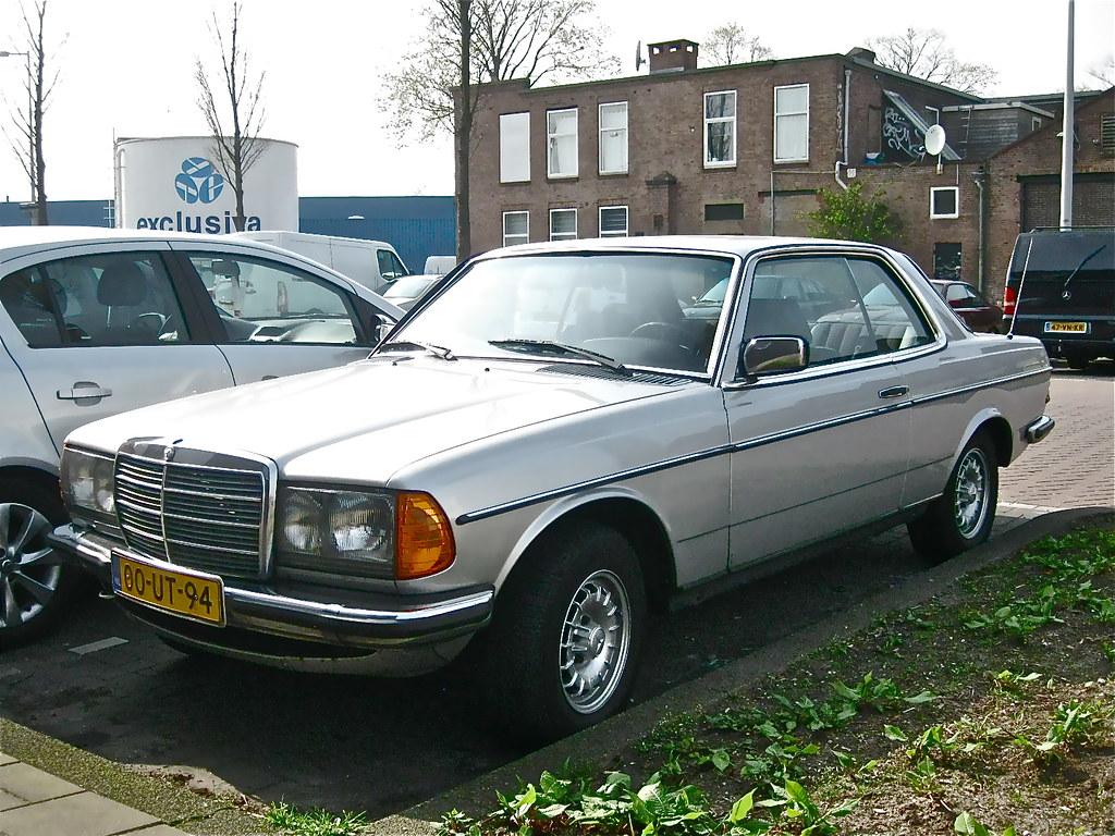 00 ut 94 mercedes benz w123 280c 1978 2746cc 6 cylinder for Mercedes benz utah