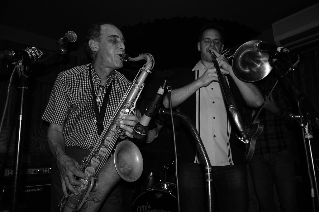 The Scofflaws | At Otto's Shrunken Head, 5th December 2014 | The All ...