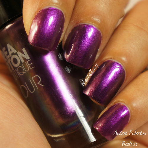 NailaDay: Andrea Fulerton Beatrice