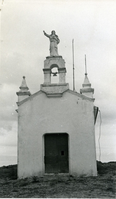 Ermita de San Miguel (Abengibre). Foto Antonio Moreno