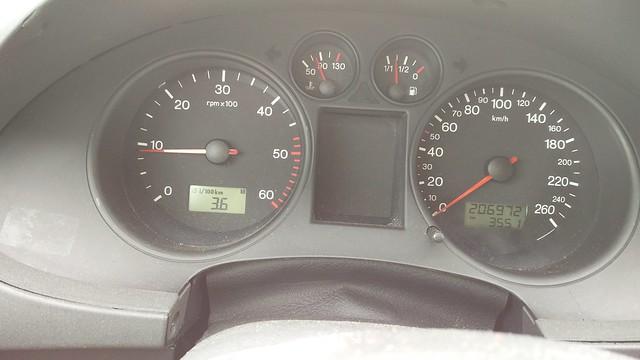Kein Elektroauto, sondern nur mein Diesel