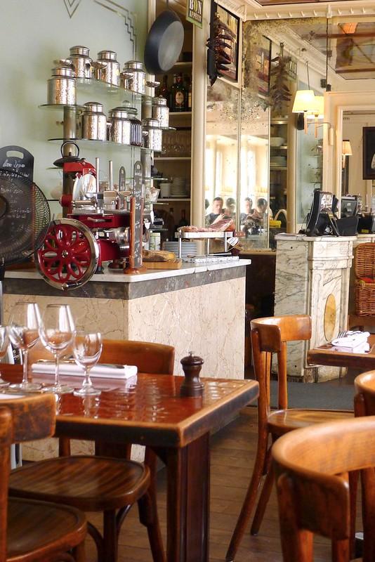 Restaurant l'Assiette, Paris