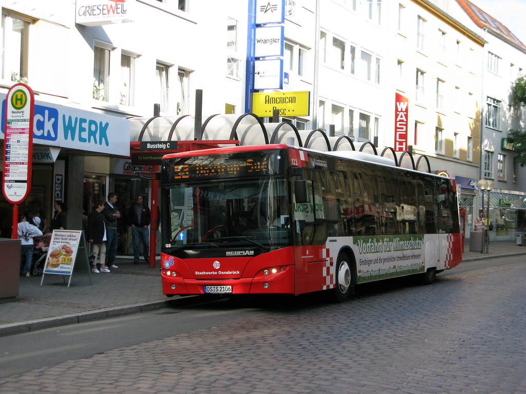 neoplan bus osnabr ck a neoplan bus in osnabr ck 5 flickr. Black Bedroom Furniture Sets. Home Design Ideas