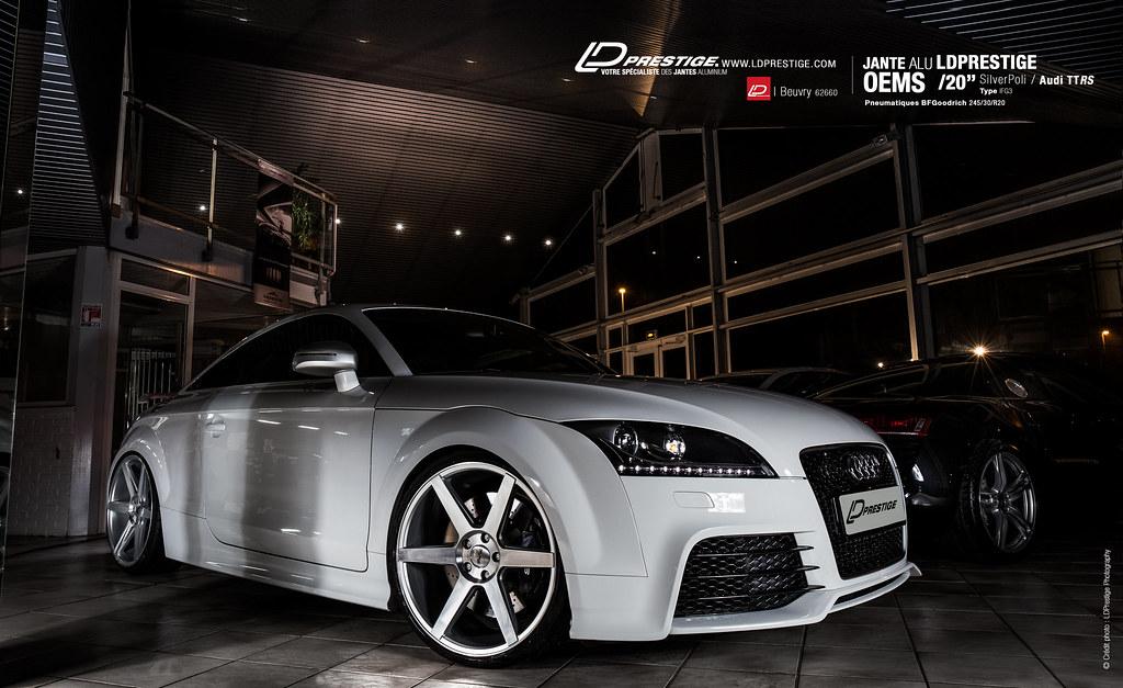 Audi Ttrs Jante Oems Type Ifg3 Sp 20 Quot Audi Ttrs Pack