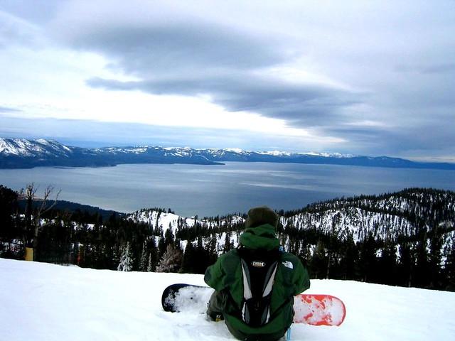 Heavenly at Lake Tahoe