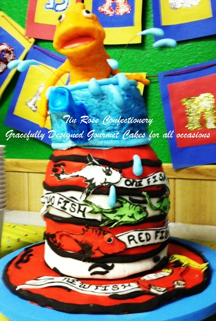 Dr Seuss Baby Shower Food Signs