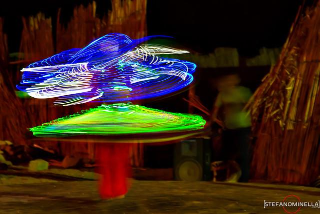 Egyptian Dancer Light Games