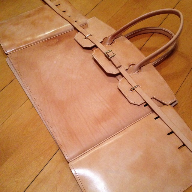 knock off birkin - Making Birkin bag ?? #leather #leathercraft #handmade #�� | Flickr