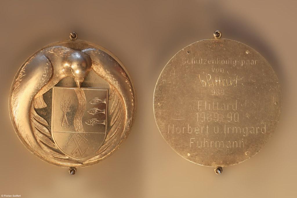 Koenigsschild Flittard von fuhrmann norbert aus dem Jahr 1989