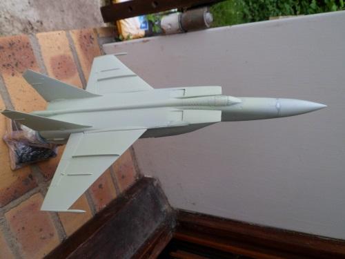 Pas-à-pas : MiG 25 Foxbat [Condor 1/72] - Page 2 27248855465_8c711a215e_o
