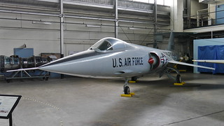 Lockheed F-104A Starfighter