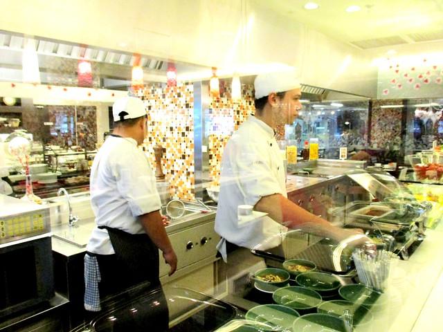 Grand Margherita chefs