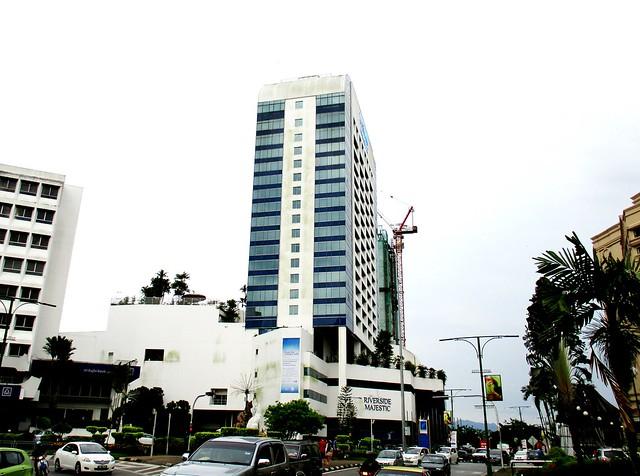 Riverside Majestic Hotel, Kuching