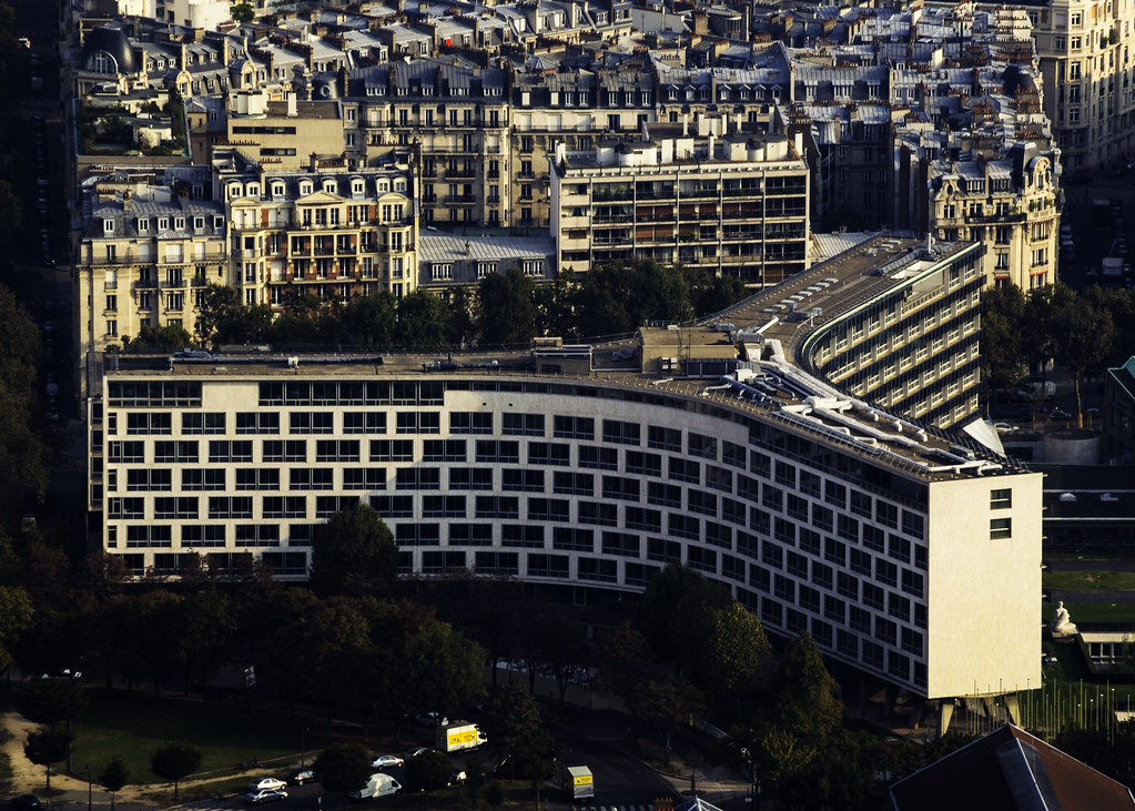 Unesco Building Paris - #traffic-club