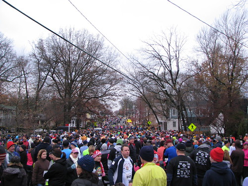 Arlington Turkey Trot 2014