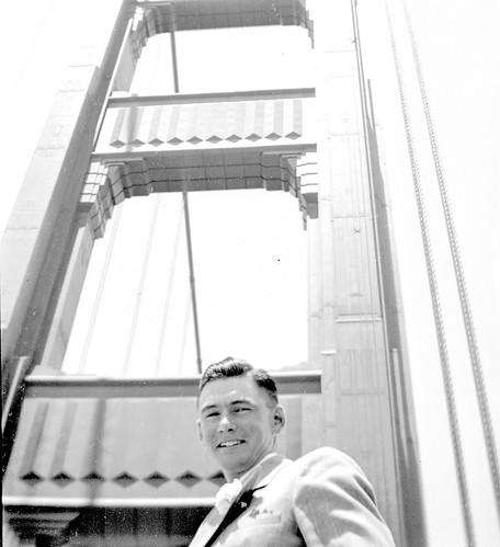 Golden Gate Bridge c.1937