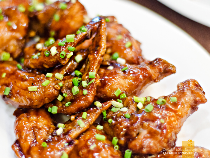 Lido Cocina Tsina La Fuerza Manchurian Wings